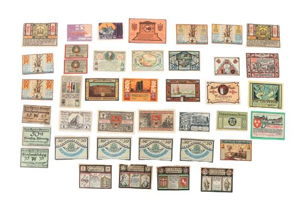 (161) German Banknotes and Notgeld (1922) - Image 5 of 6