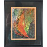 Bill Ross (20th Century) American Abstract