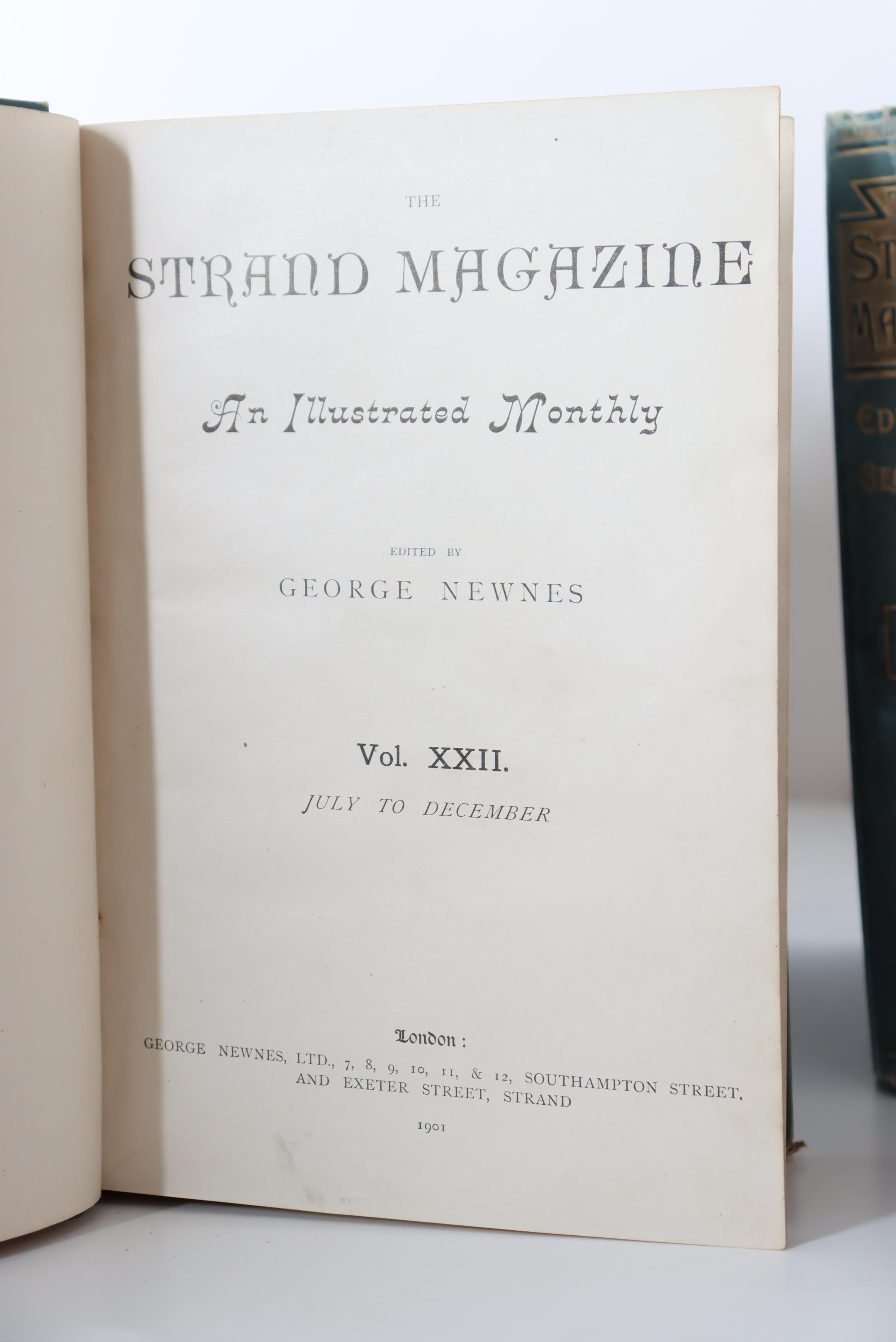 (27) Volumes of The Strand Magazine 1891-1902 - Image 12 of 18