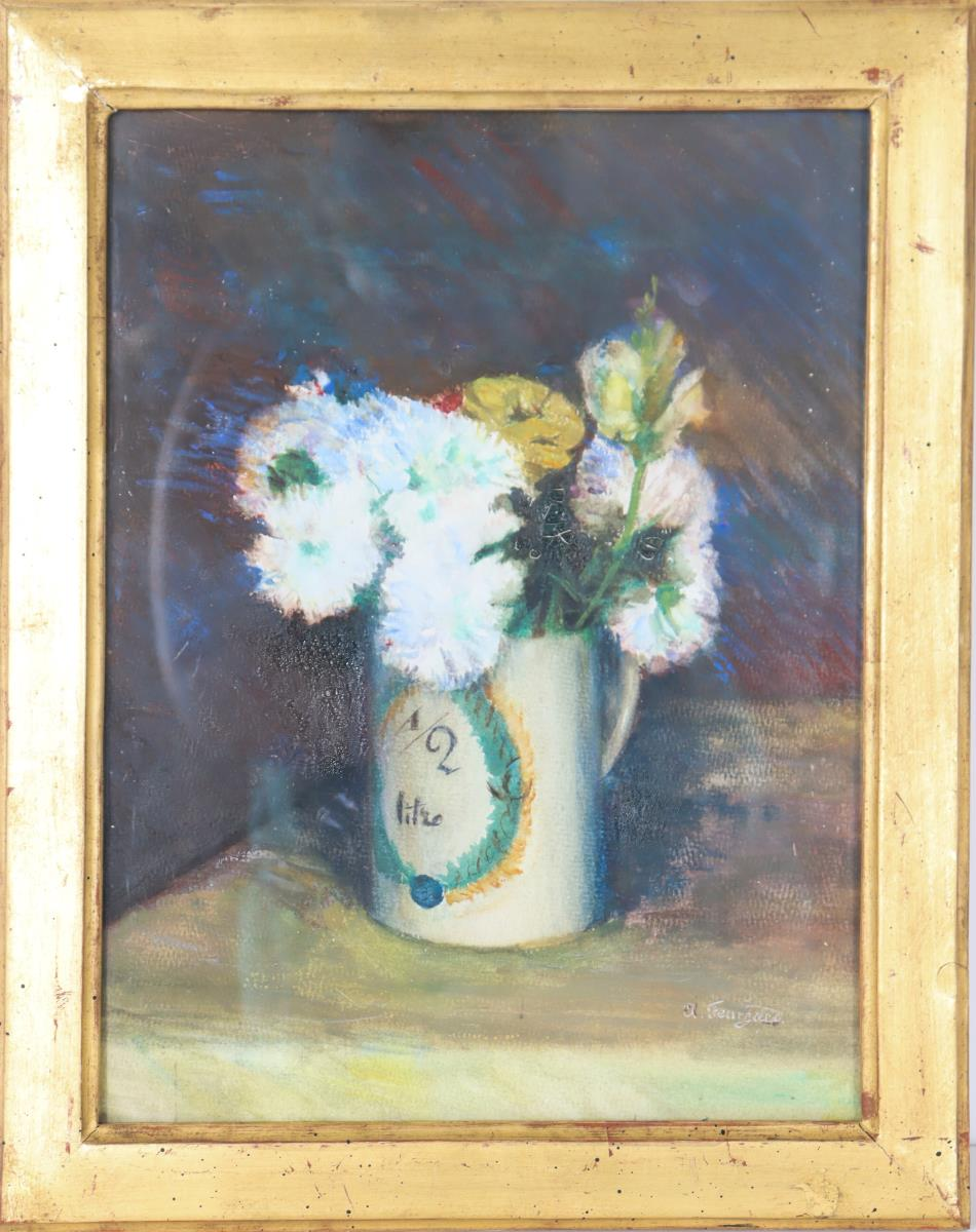 Alice Feurgard (19th/20th C.) French O/C