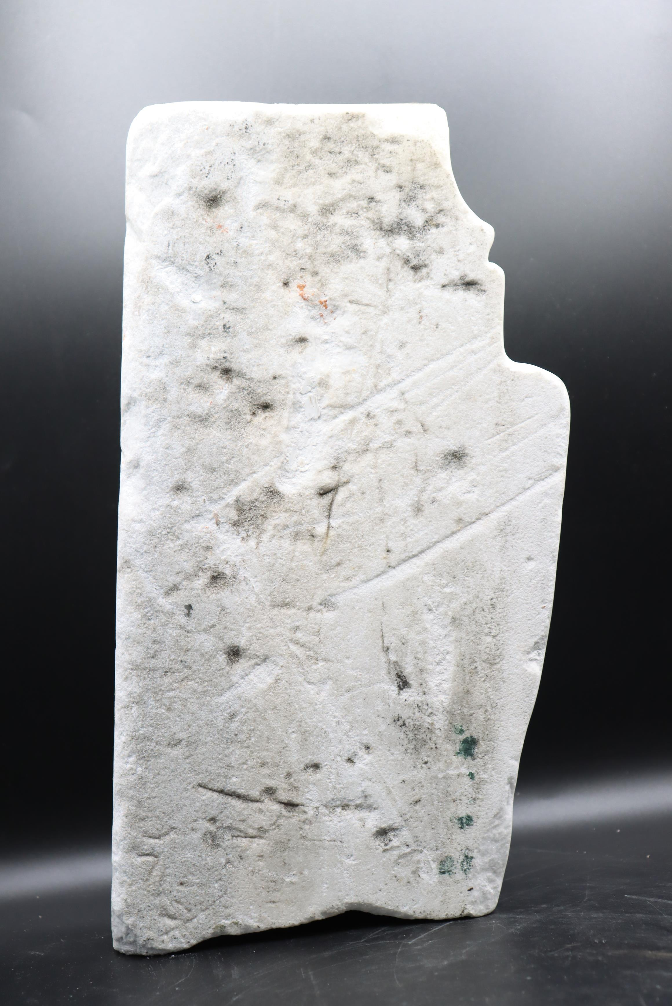 Abstract Marble Fragments of a Face - Image 9 of 9