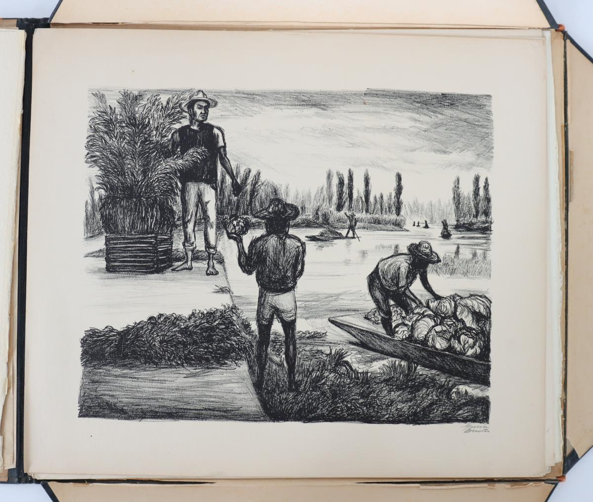 Various Artists, Mexican People Portfolio - Image 6 of 12