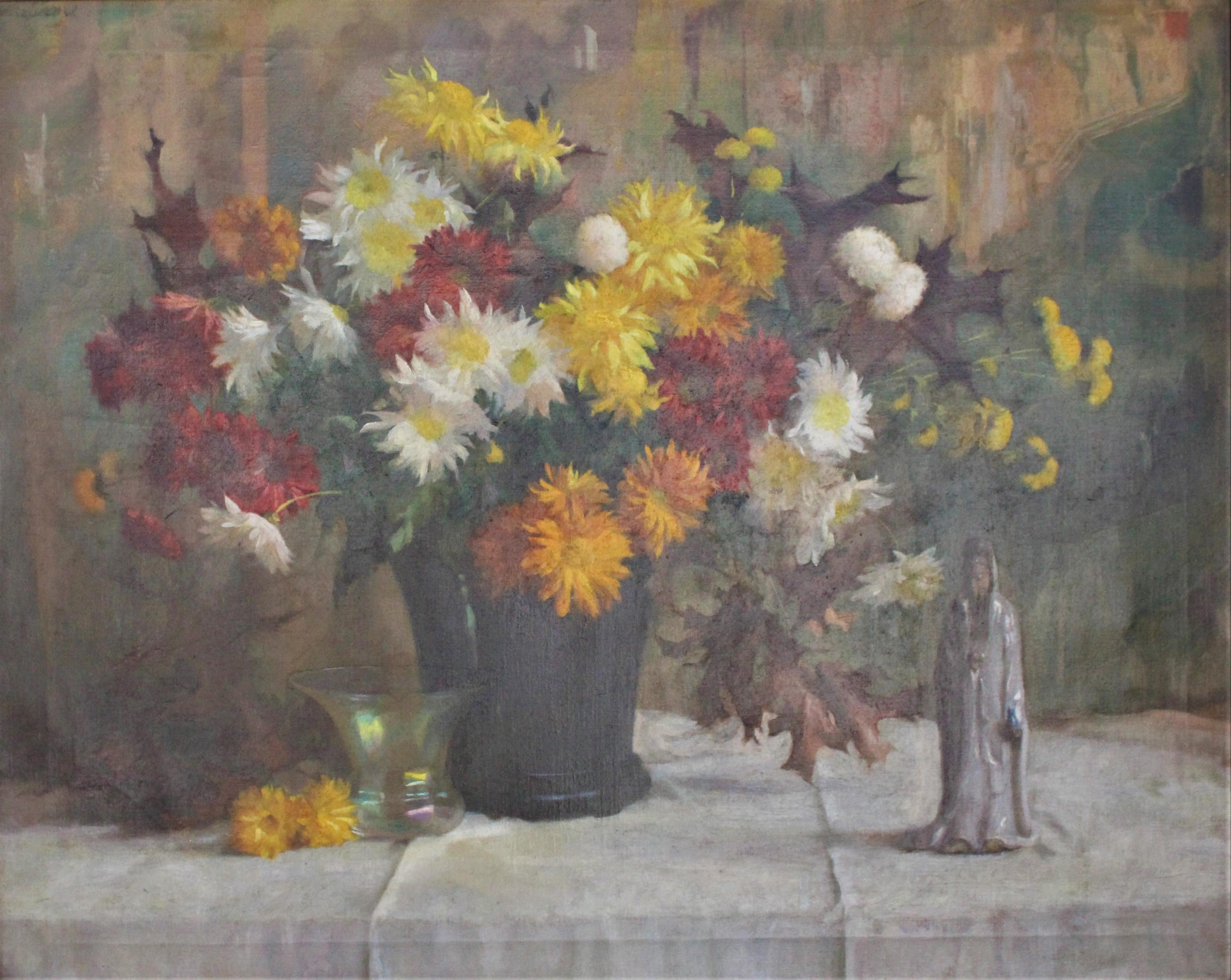 Elmer Wesley Greene, Jr. (1907 - 1964), O/C - Image 2 of 3