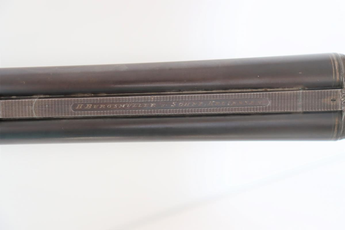 H. Burgsmuller & Sohns German Drilling Rifle - Image 7 of 22