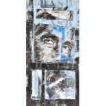 Jo Vargas (b 1957) Columbian, Oil on Canvas