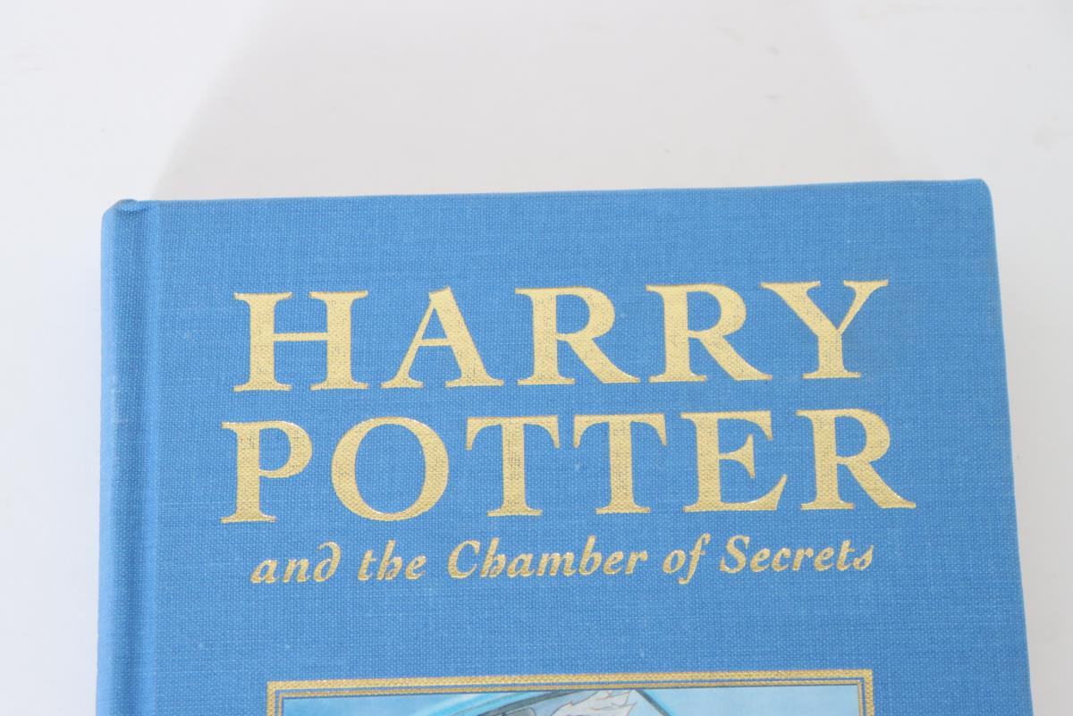 Harry Potter and the Chamber of Secrets 1999 - Image 4 of 12