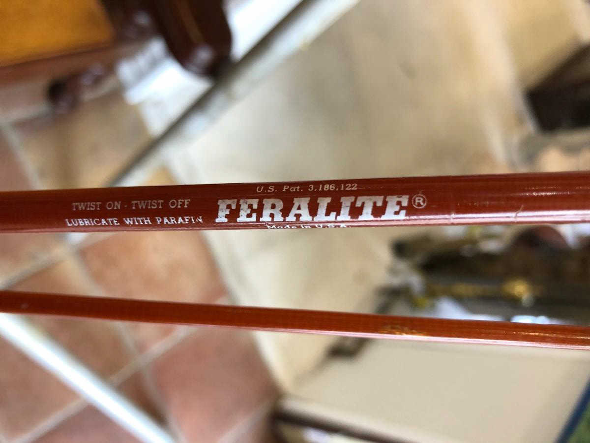 Orvis Graphite Fly Fishing Pole - Image 7 of 8