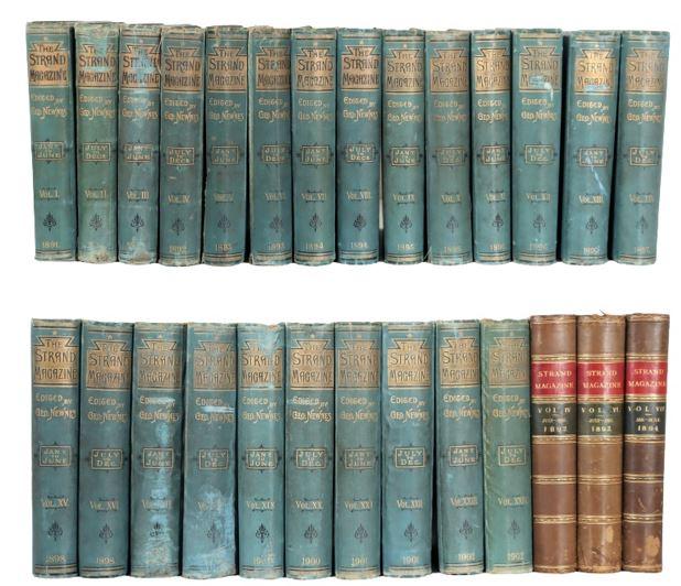 (27) Volumes of The Strand Magazine 1891-1902 - Image 2 of 18