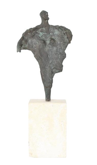 Frank Colson (20th C), Bronze Figural Sculpture