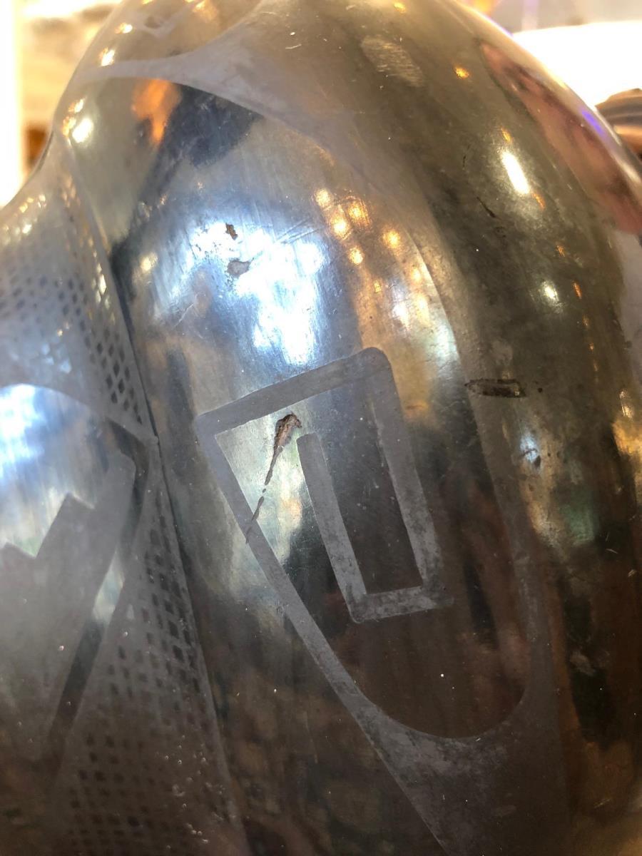 Tonita Roybal San Ildefonso Pueblo Pottery Lamp - Image 6 of 9