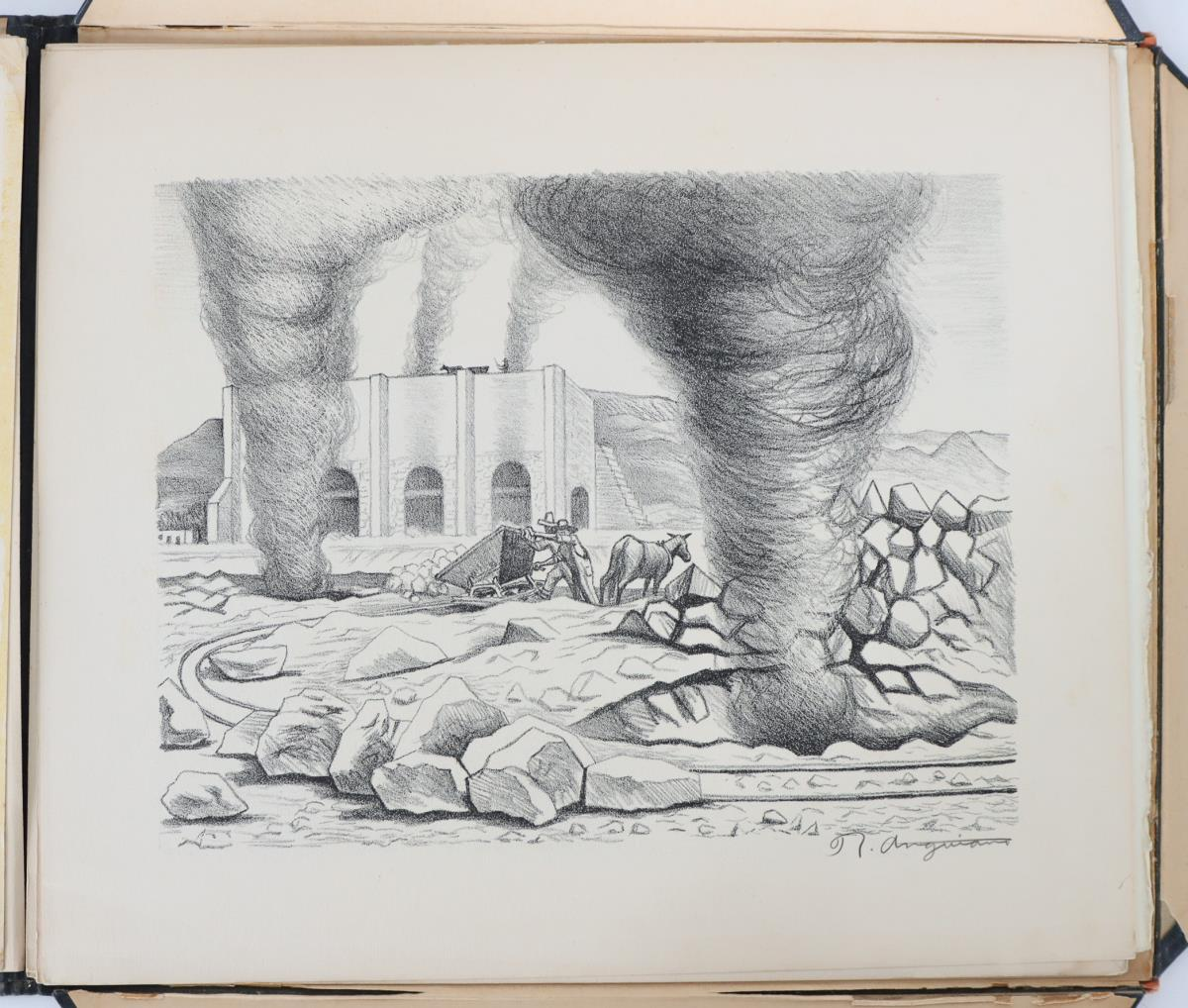 Various Artists, Mexican People Portfolio - Image 10 of 12