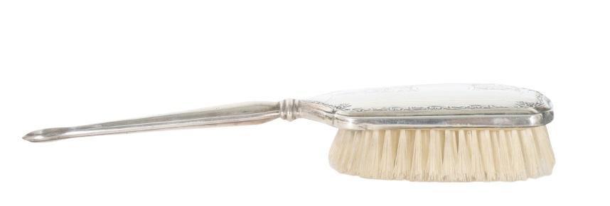 Antique Sterling Brush - Image 2 of 10