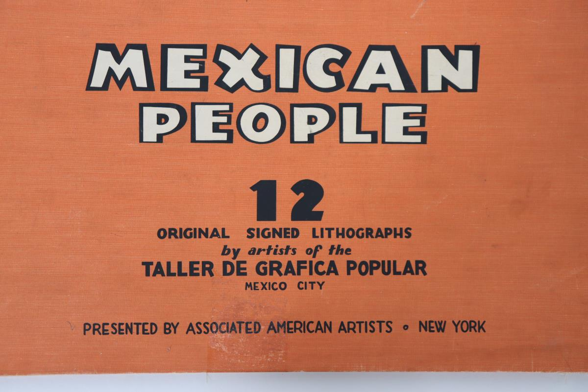 Various Artists, Mexican People Portfolio - Image 4 of 12