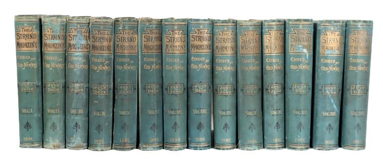(27) Volumes of The Strand Magazine 1891-1902 - Image 4 of 18
