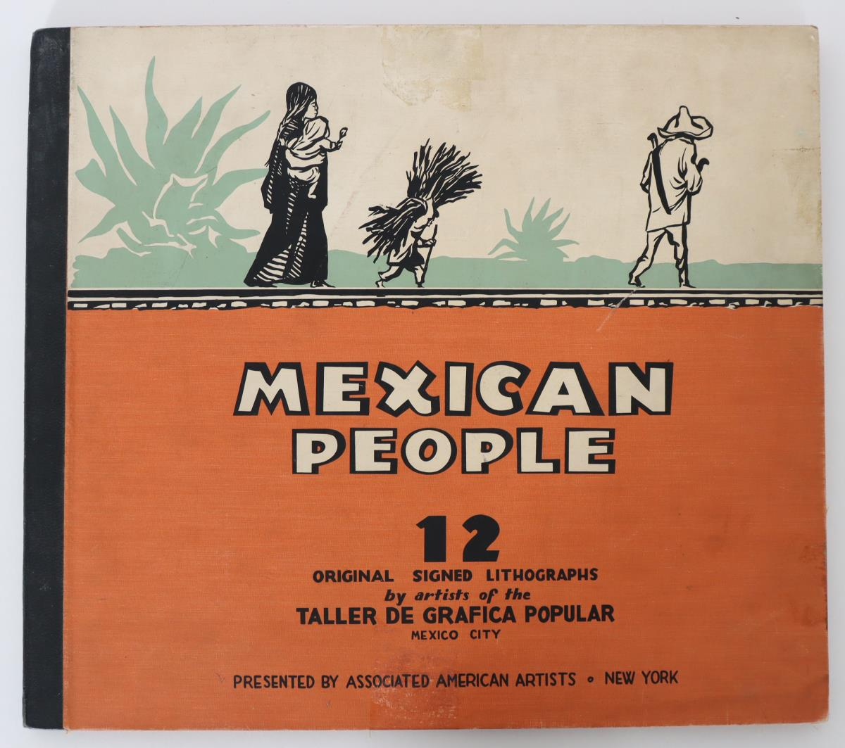 Various Artists, Mexican People Portfolio - Image 12 of 12