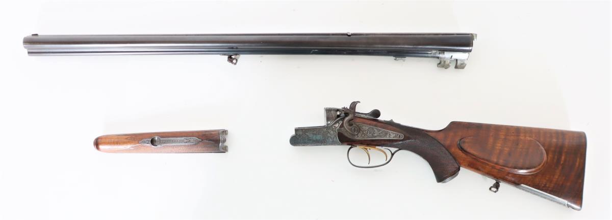 H. Burgsmuller & Sohns German Drilling Rifle - Image 13 of 22