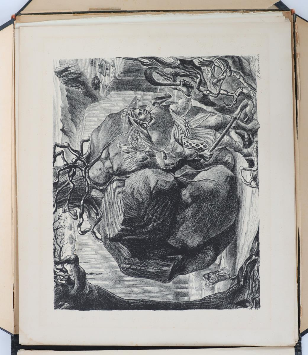 Various Artists, Mexican People Portfolio - Image 8 of 12