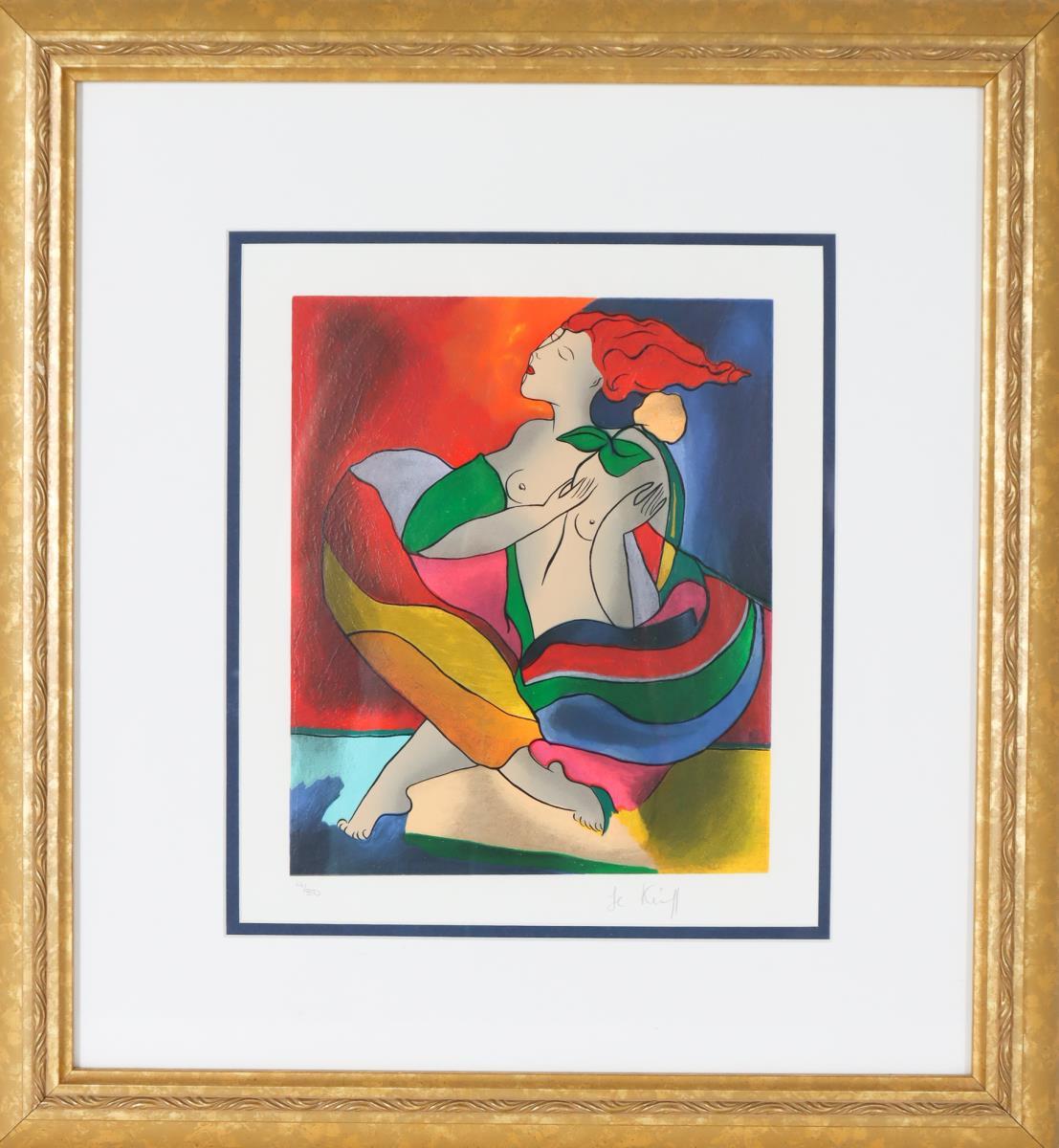 Linda Le Kinff (Born 1949) - Image 2 of 4
