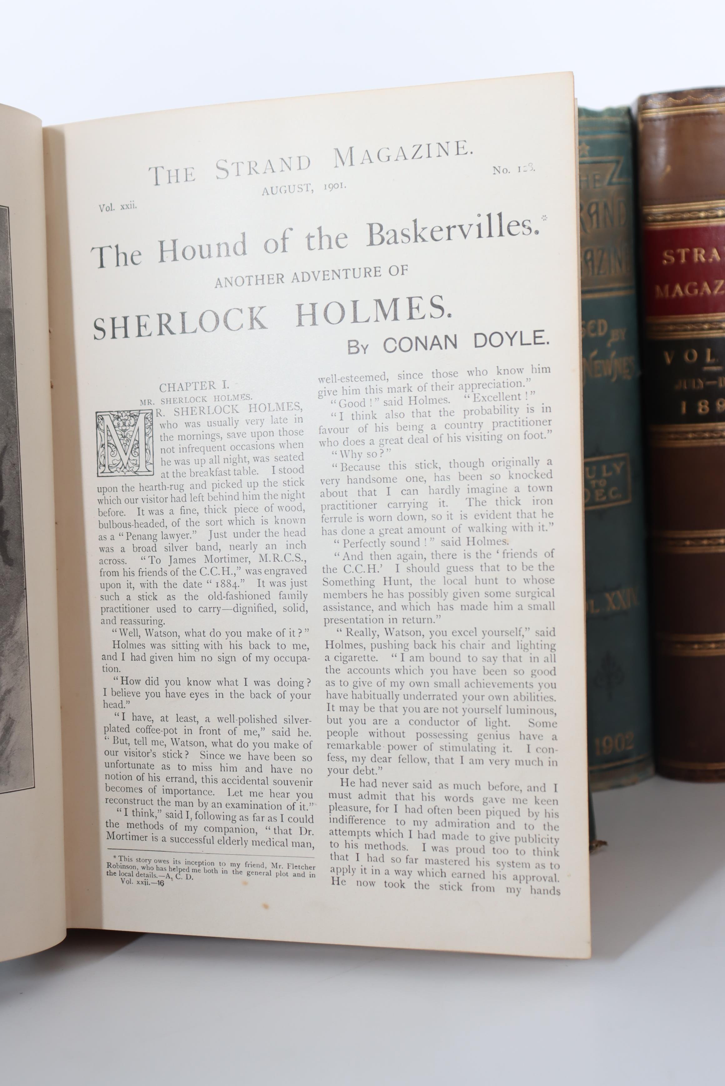 (27) Volumes of The Strand Magazine 1891-1902 - Image 13 of 18