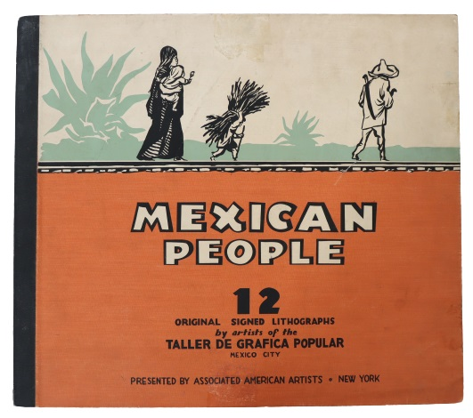 Various Artists, Mexican People Portfolio - Image 2 of 12