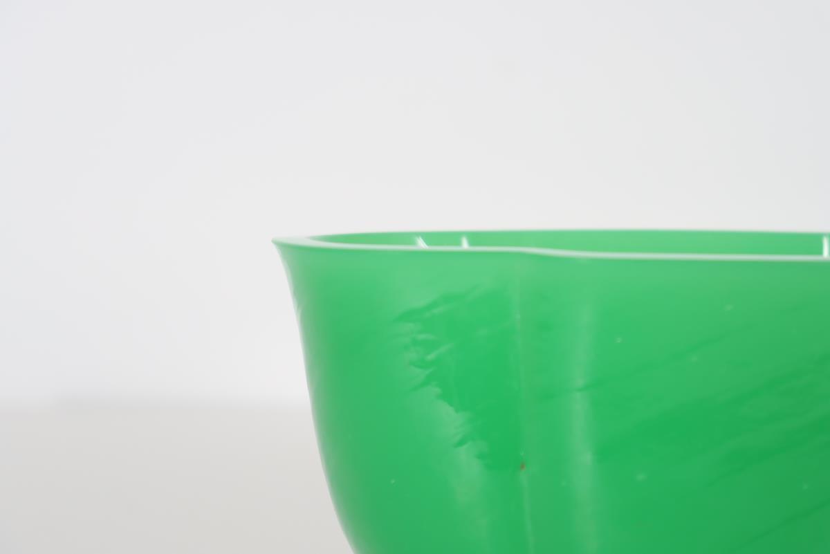 Steuben Green Jade Glass Bowl - Image 3 of 3