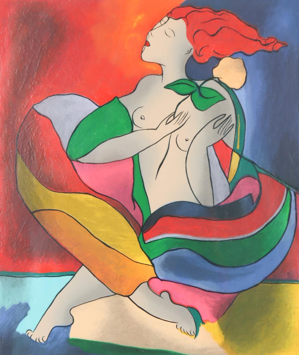 Linda Le Kinff (Born 1949) - Image 4 of 4