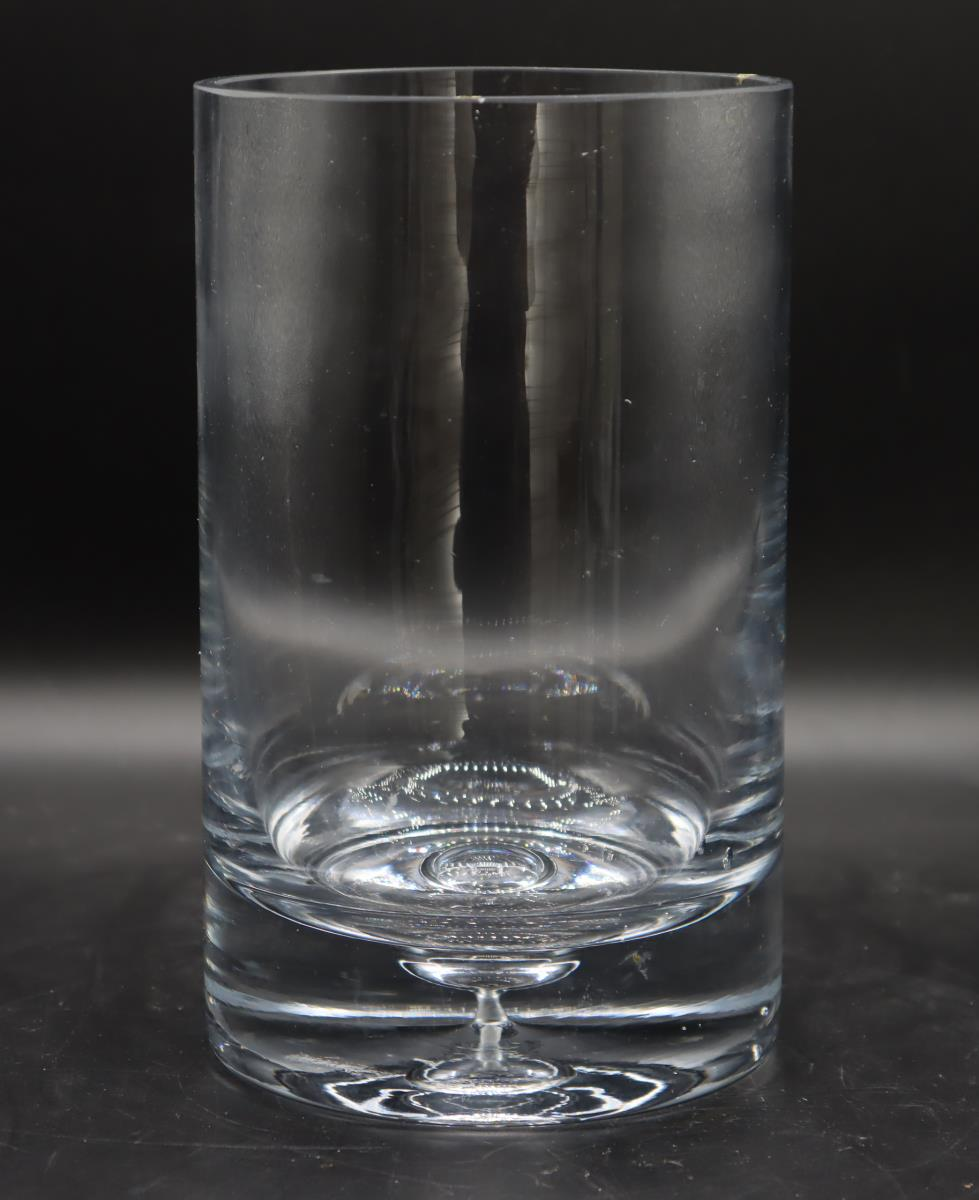 Large Steuben Single Crystal Vase - Image 2 of 3