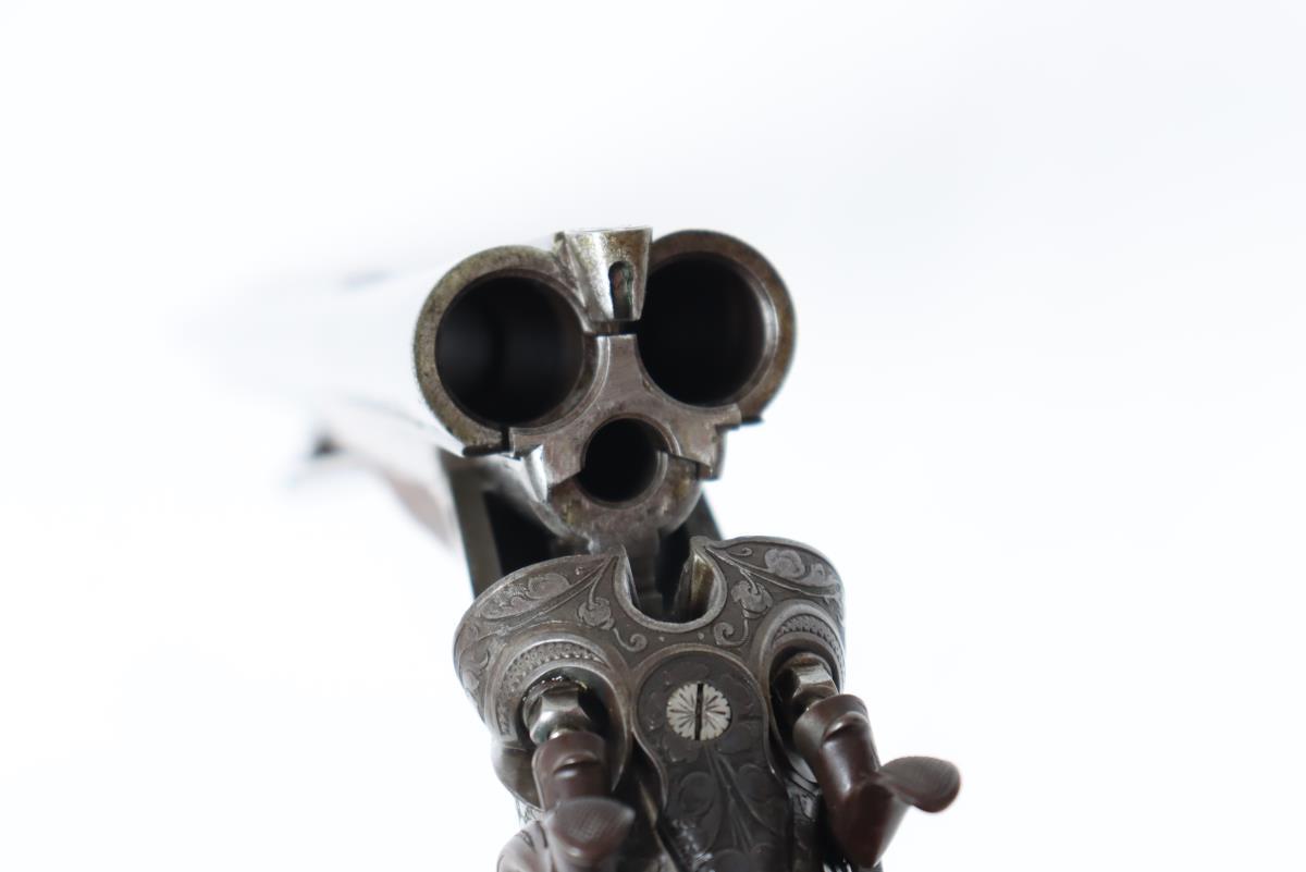 H. Burgsmuller & Sohns German Drilling Rifle - Image 9 of 22