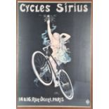 Cycles Sirius Poster by H. Gray