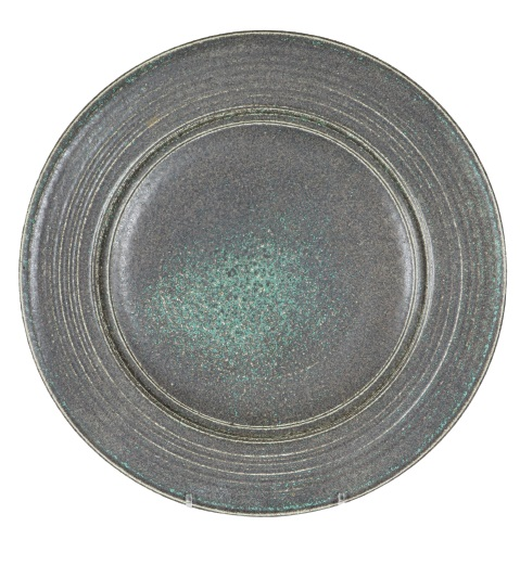 Art Pottery Charger - Image 2 of 6