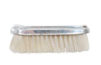 Birks Sterling Silver Handled Brush