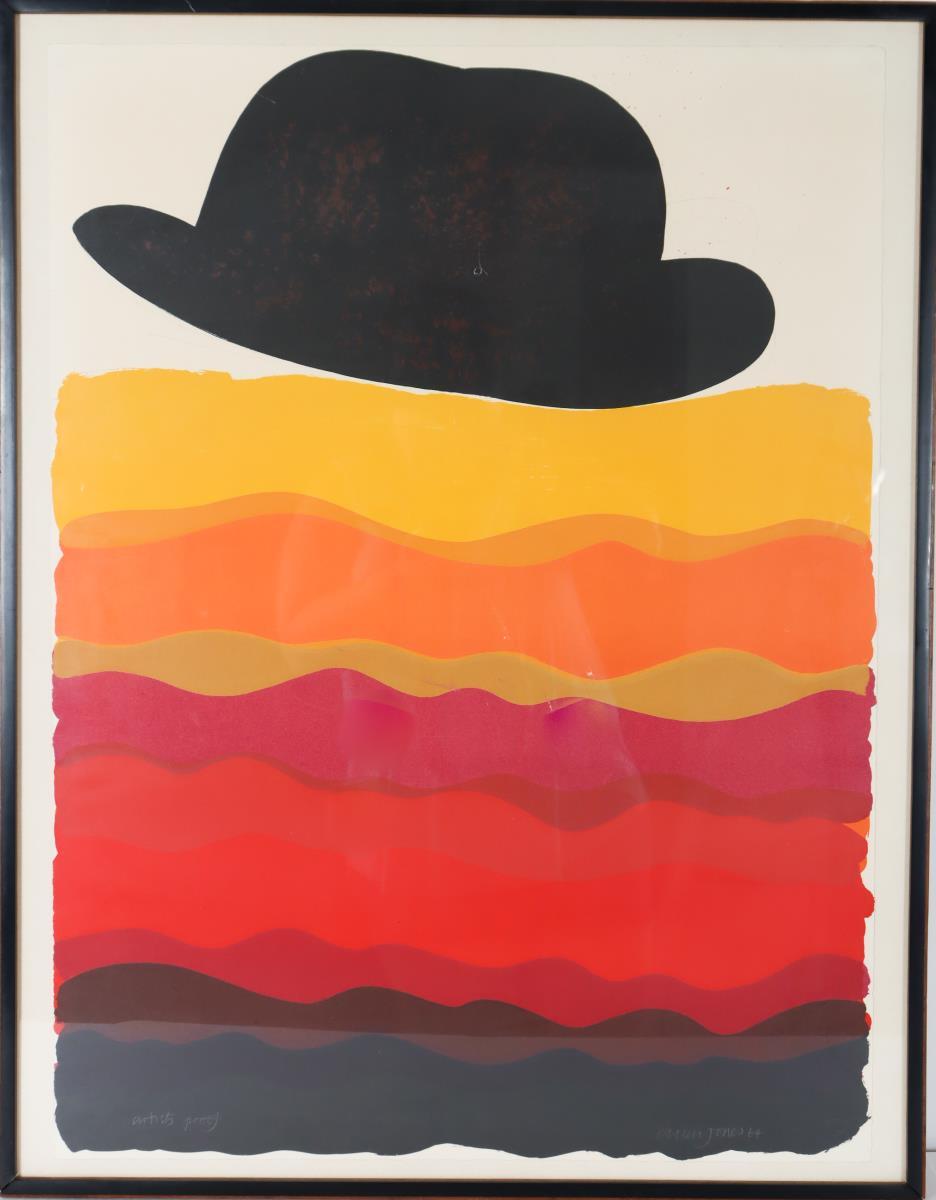 Allen Jones (Born 1937), Artist Proof