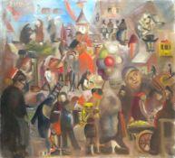 Karneval in der Stadt
