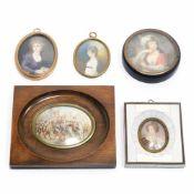 Fünf Miniaturen