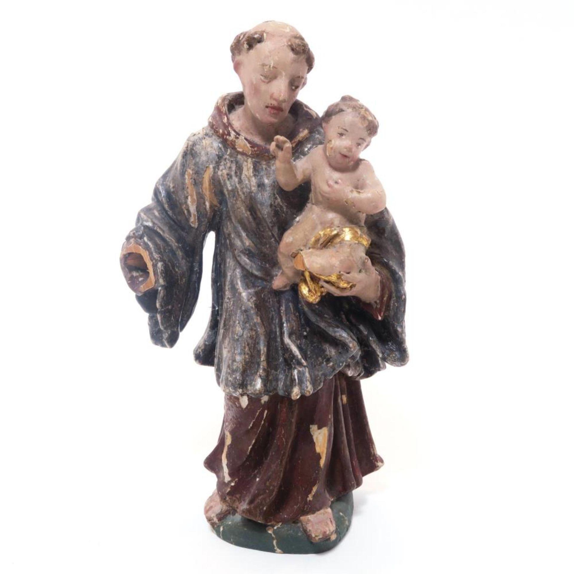 Hl. Antonius mit dem Jesuskind