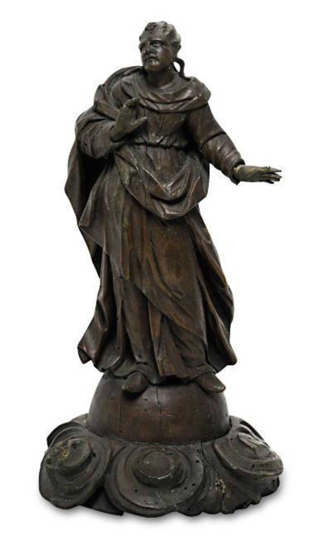 Zwei Heilige / Maria Immaculata - Bild 2 aus 3