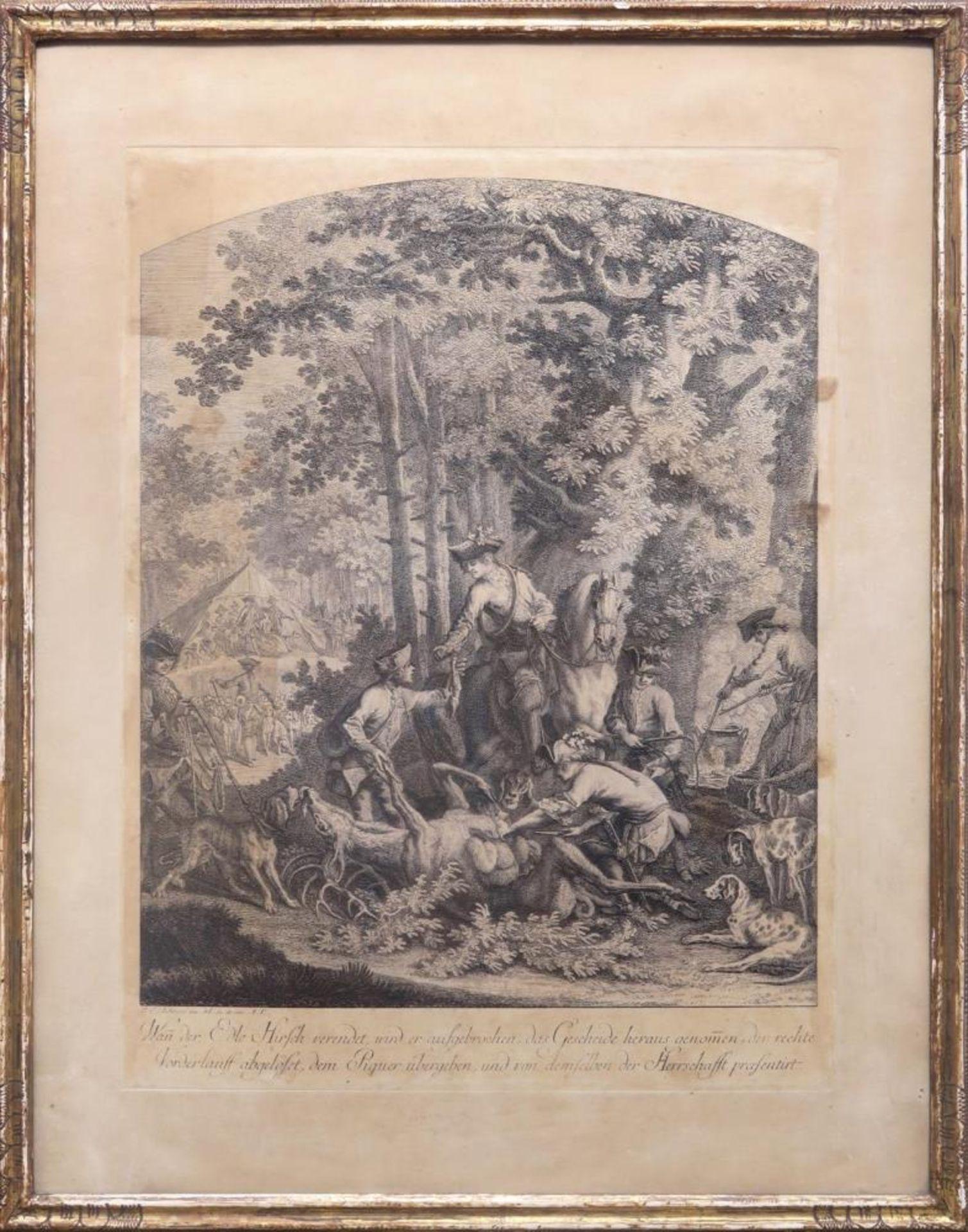 Jagdszenen - Bild 3 aus 3