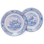 Ein Paar Teller