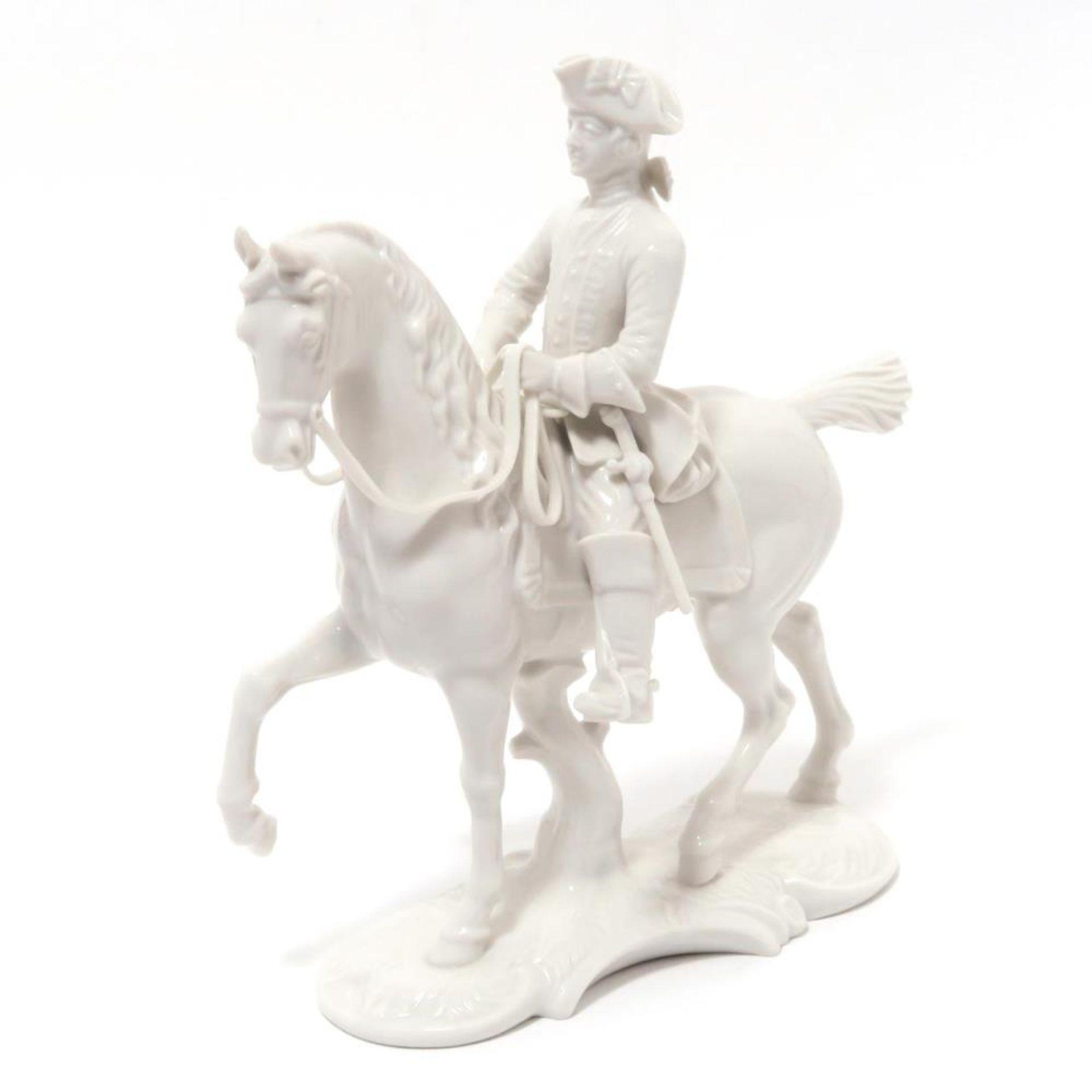 Reiter mit Peitsche
