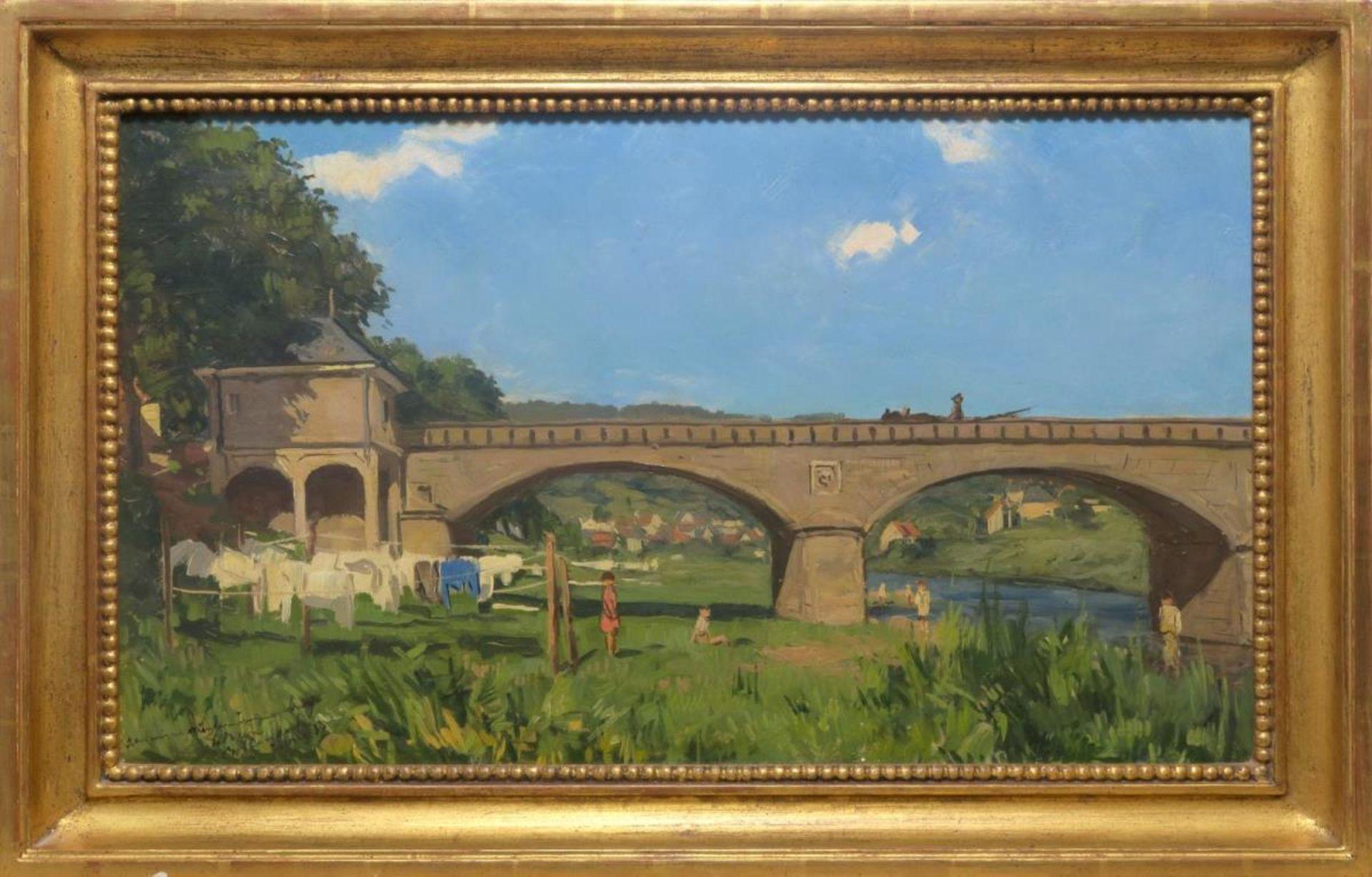Brücke bei Bollendorf