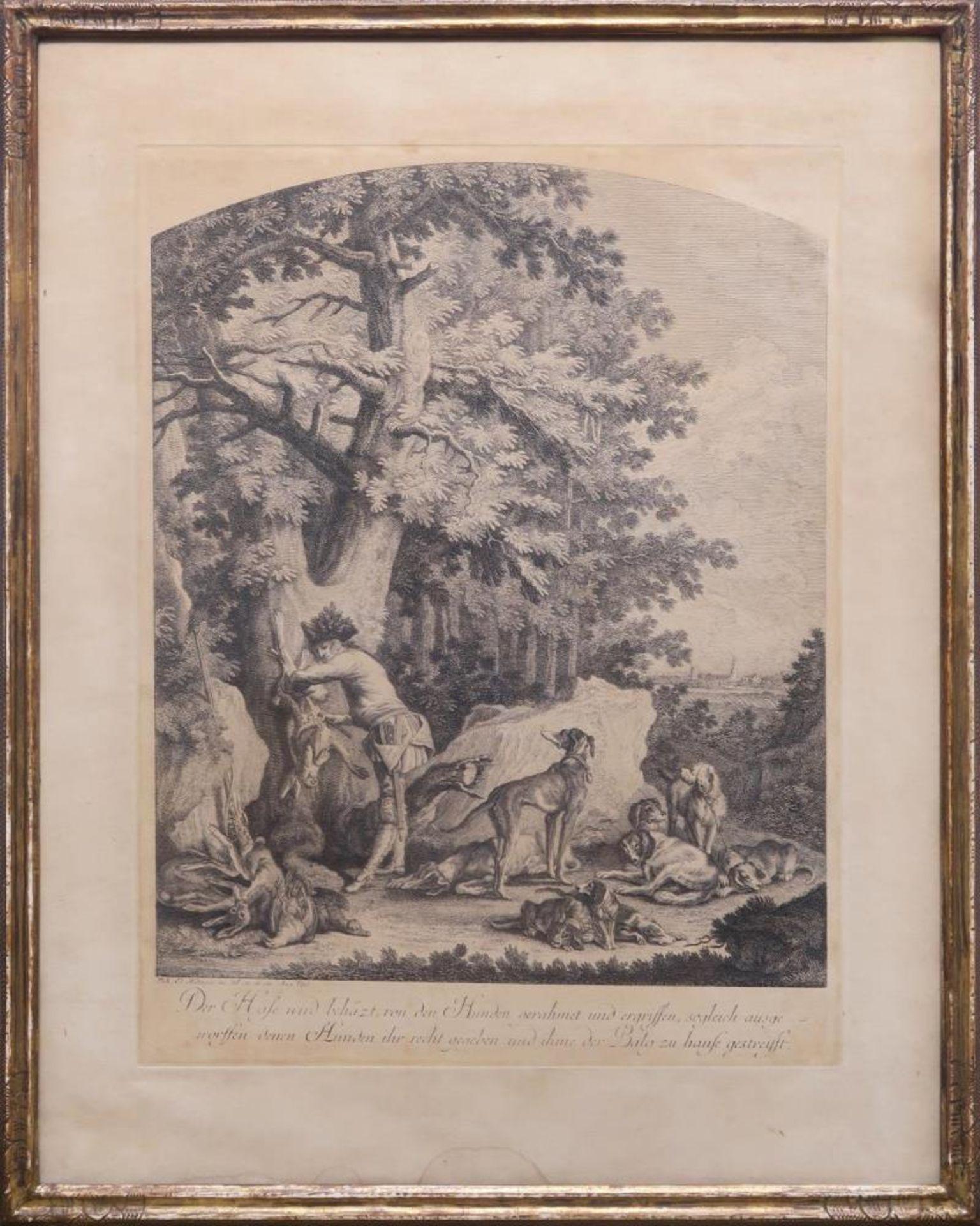 Jagdszenen - Bild 2 aus 3