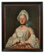 Bildnis einer adeligen Dame