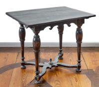 Barock-Tischchen 18. Jh. u.