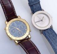 Zwei Armbanduhren des Automobilclubs