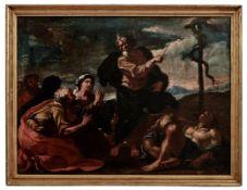 Moses und die Eherne Schlange Genueser