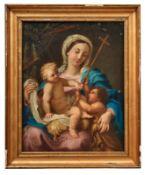 Madonna mit Kind und dem