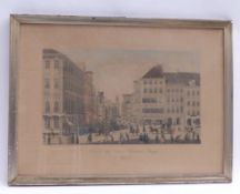 """Kraus, Gustav Wilhelm """"Ansicht der"""