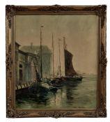 Caron, Henry Paul Edmond Segelboote im
