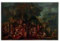 Speisung der 5000 Venezianischer