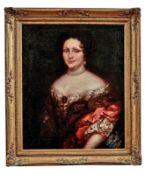 Portrait der Catharina Johanna von